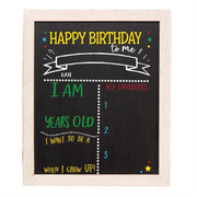 Back to School + Birthday Chalkboard