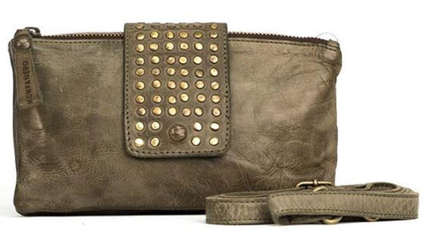 Kompanero Olive Crossbody Handbag | Fruit of the Vine Boutique