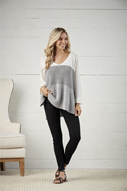 Lincoln Colorblock Sweaters | Mud Pie | Fruit of the Vine Boutique