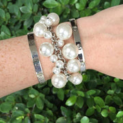 Molly Pearl Bracelet - Fruit of the Vine