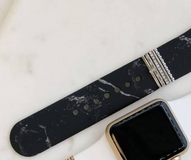 Watch Band Bling