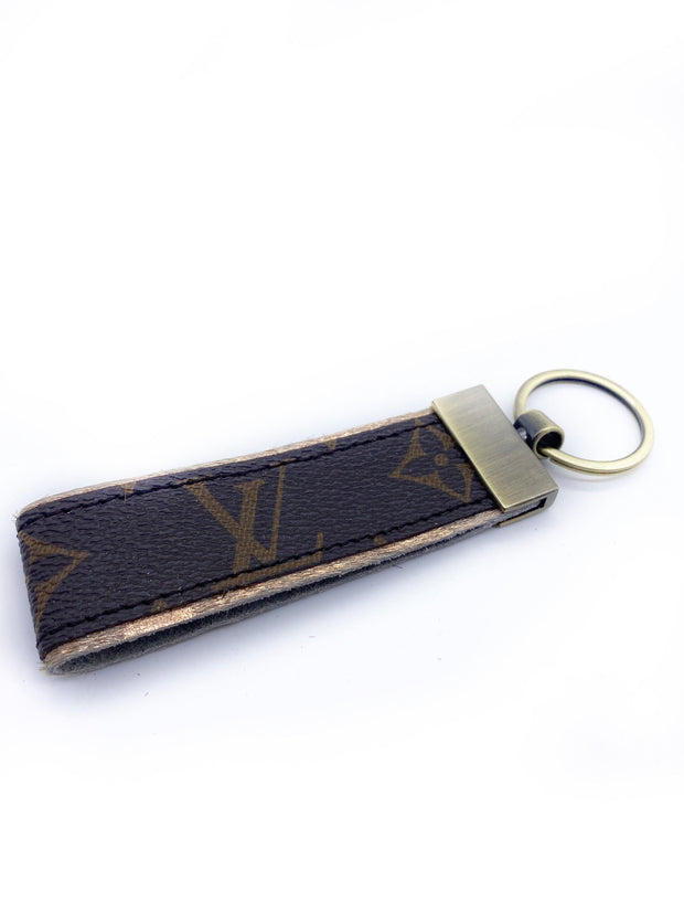 Repurposed LV Keychain
