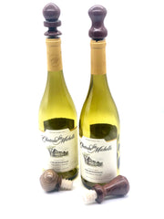 Wooden Bottle Stoppers - Fruit of the Vine