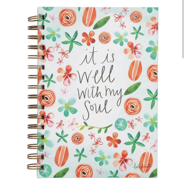 Simple Inspirations Scripture Wirebound Journals