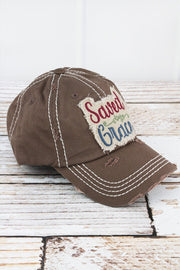 Saved by Grace Hat - Fruit of the Vine