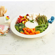 Chip and Dip Tray | Melamine by Nora Fleming
