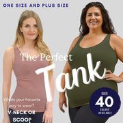 Reversible Camis (One Size & Curvy)