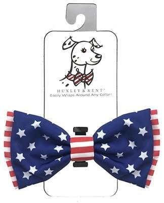 Liberty Dog Bow Tie | Fruit of the Vine Boutique