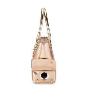 Insulated Tote in Rose Gold by Blush®