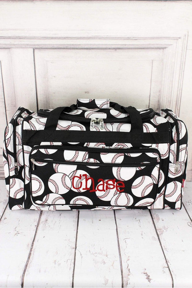 Baseball Duffle Bag - Fruit of the Vine