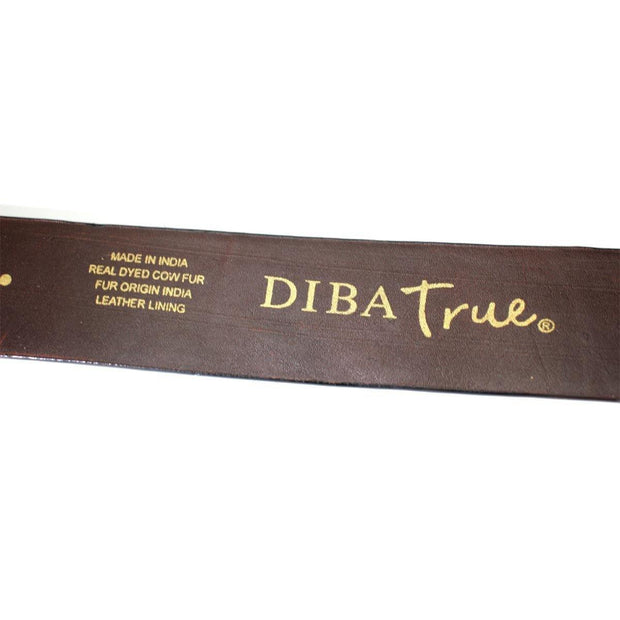 Cow Hide Belts | Diba True | Fruit of the Vine Boutique