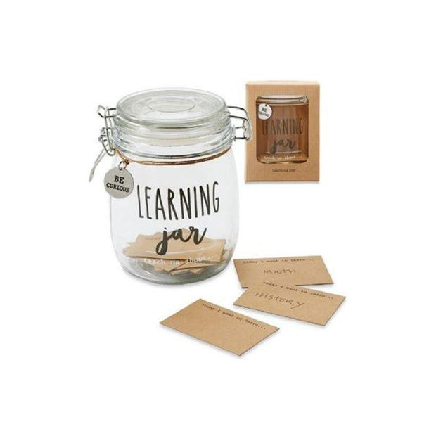 Teacher Learning Jar Set | Mud Pie