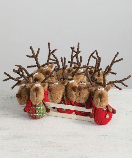 Moose Crate Ornament