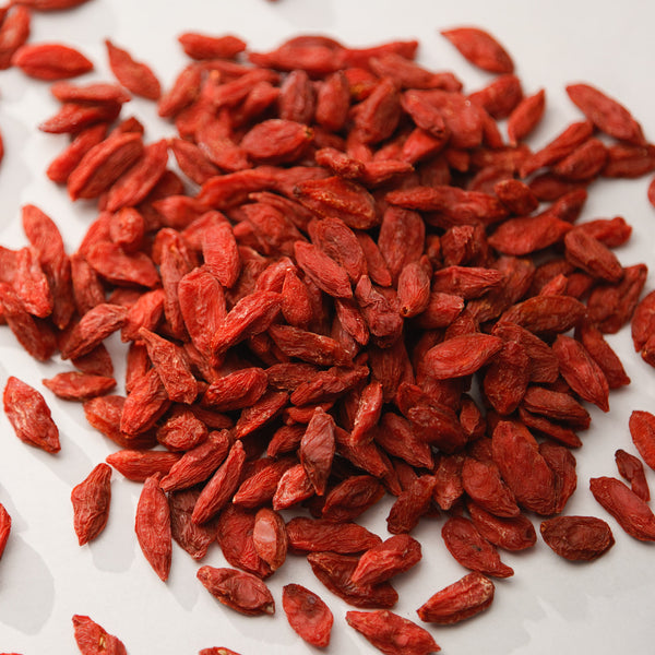 Premium Dried Organic Goji Berries