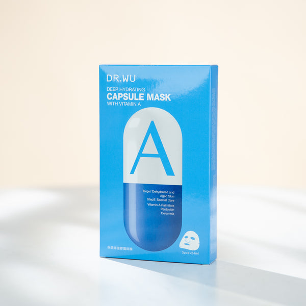 Deep Hydrating Capsule Mask with Vitamin A