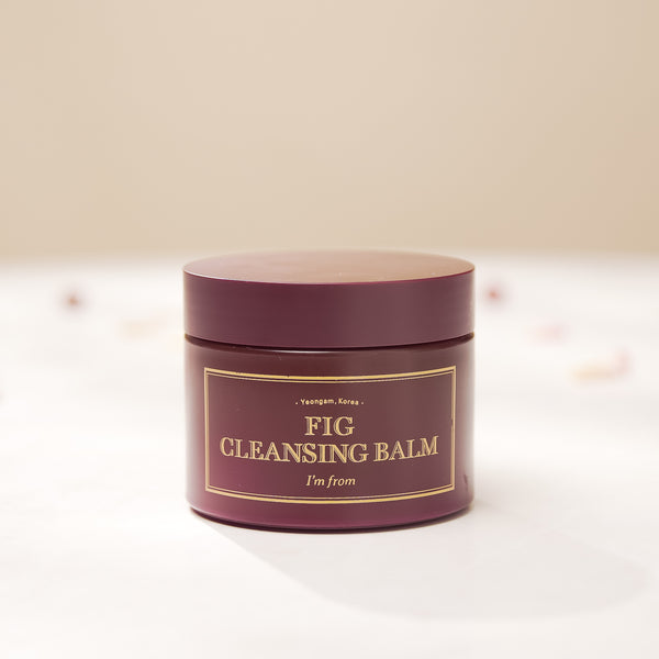 Fig Cleansing Balm