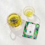 Green Pomegranate Tea Eco Teabag Sachets