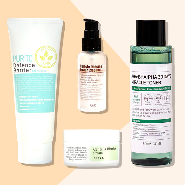 The Acne Defense Kit