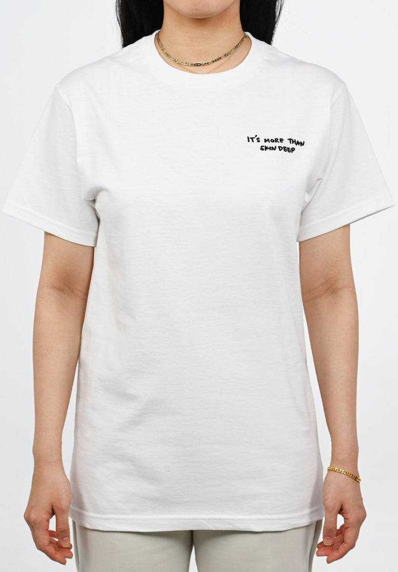 It's More Than Skin Deep Short Sleeve Tee