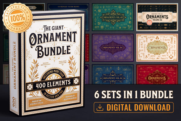 The Giant Ornament Bundle