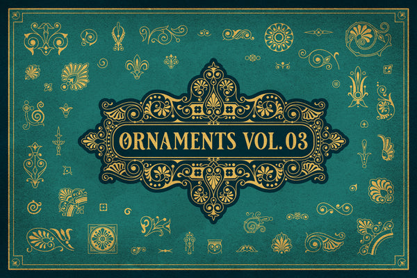 Ornaments - Vol.03 - HTC GmbH