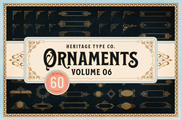 Ornaments - Vol.06