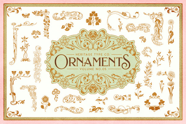 Ornaments - Vol.05 - HTC GmbH