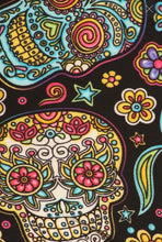 Load image into Gallery viewer, Colorful Sugar Skulls2 PLUS