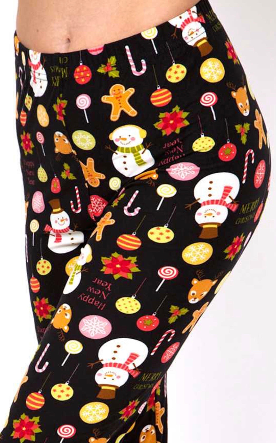 Everything Christmas Leggings