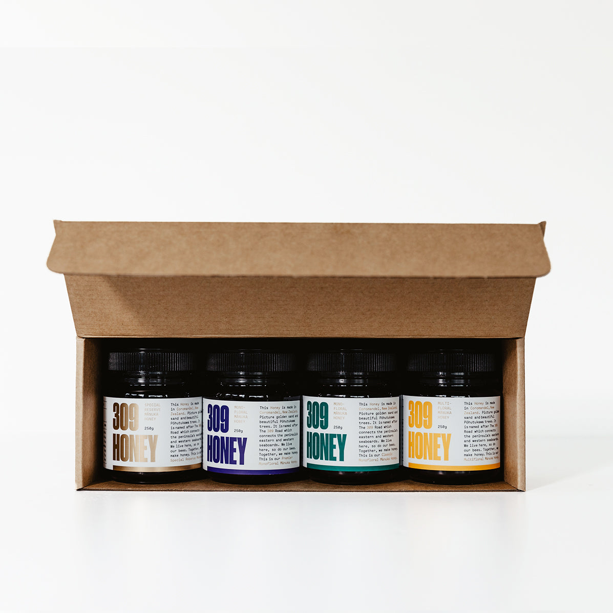 309 Manuka Honey Sampler Box