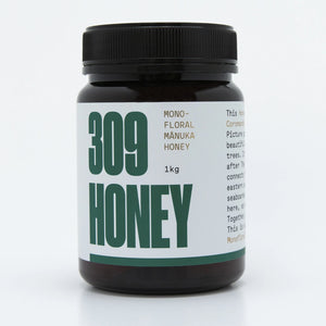 309 Classic Monofloral Mānuka Honey
