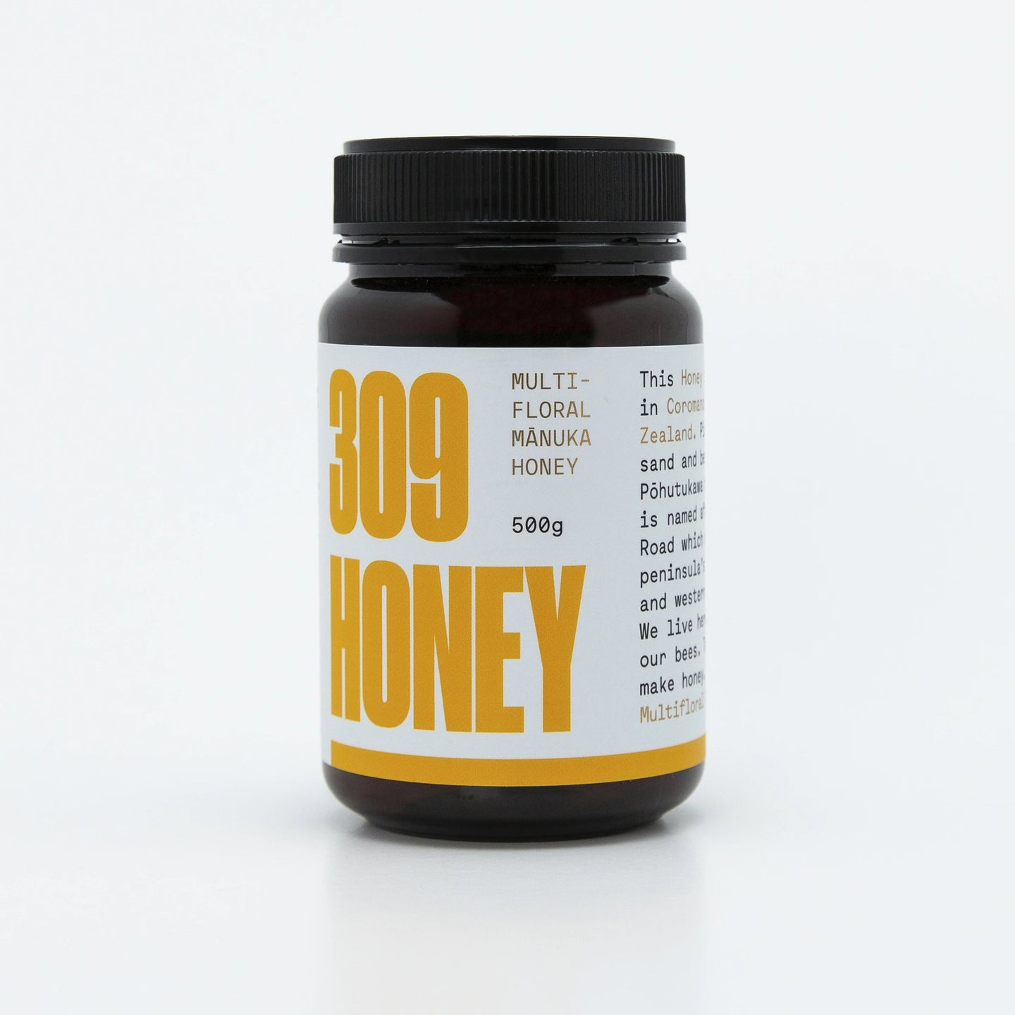 309 Multifloral Mānuka Honey