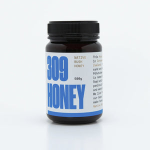 309 Native Bush Honey