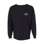 Black 'TOWN' Long-Sleeve