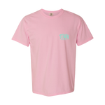 Pink 'TOWN' Tee