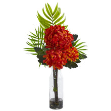 Tropical Mum Artificial Arrangement (Set of 2)