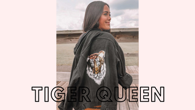 Tiger Queen collection