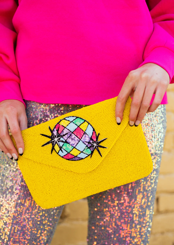 DISCO QUEEN CLUTCH