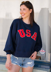 VINTAGE USA PULLOVER