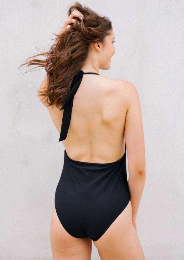 HALLIE HALTER ONE PIECE
