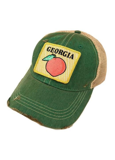 GEORGIA PEACH PATCH