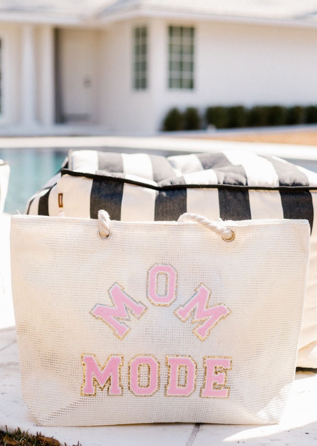 MOM MODE VACAY BAG