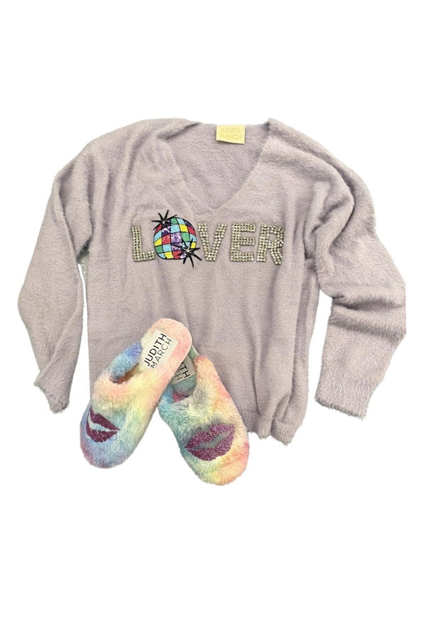 DISCO LOVER SWEATER
