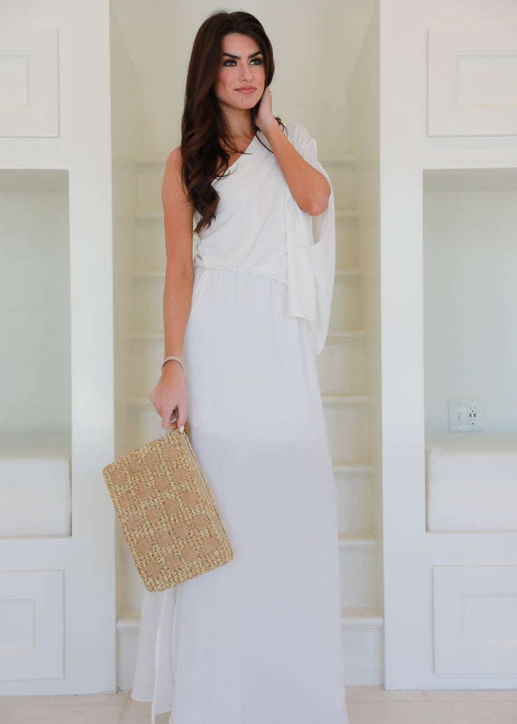Teggy One Shoulder Dress