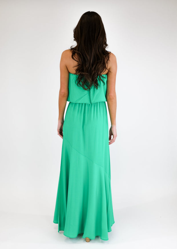 Ellie Green Maxi Dress