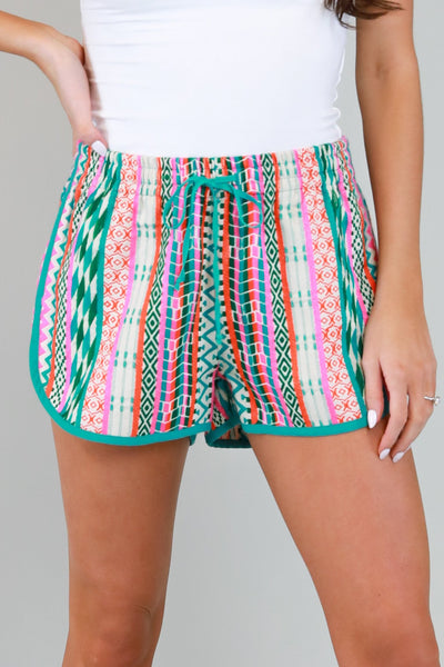 Taco Tuesday Track Shorts