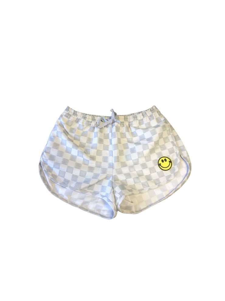 SMILEY TRACK SHORTS