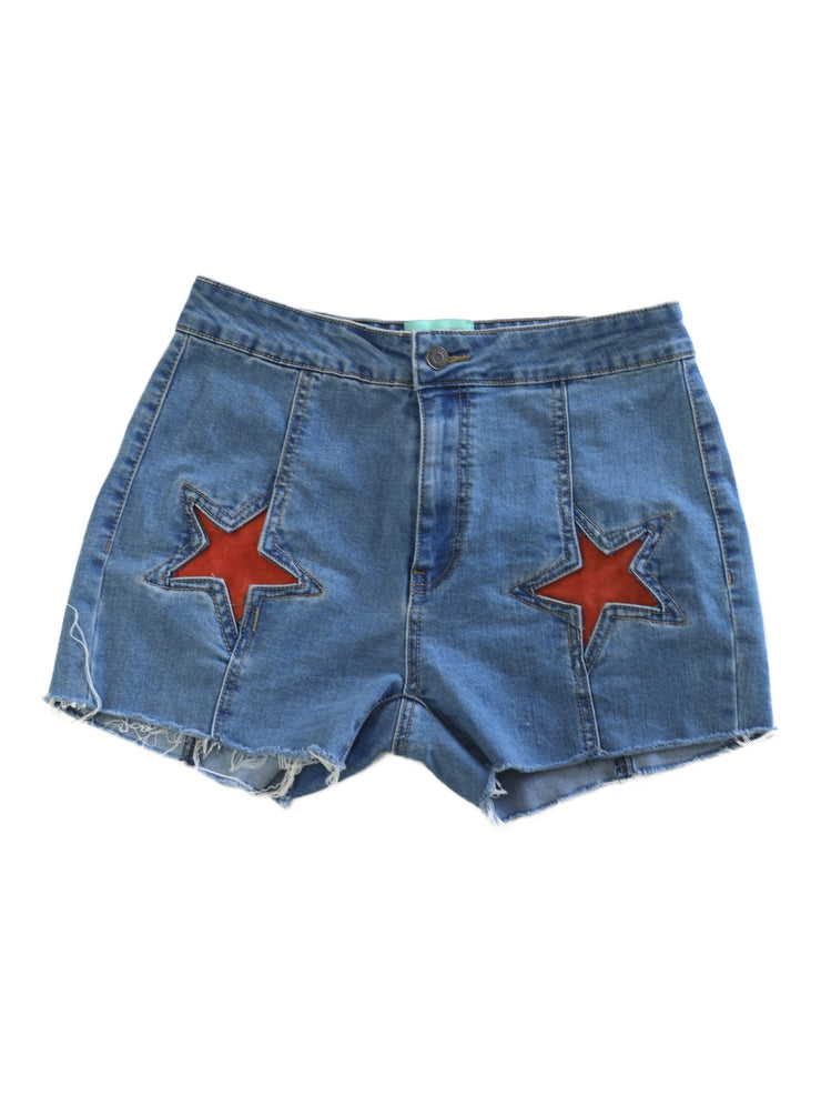 Old Glory Denim Shorts