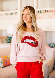 BE MY VALENTINE SWEATER