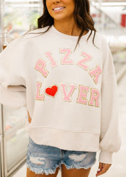 PIZZA LOVER PULLOVER